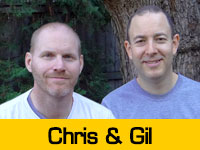 Chris and Gil's Team Page