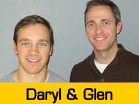 Daryl and Glen's Team Page