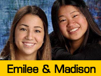 Emilee & Madison's Team Page