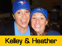 Heather and Kelley's Team Page
