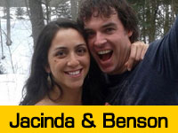 Jacinda and Benson's Team Page