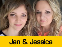 Jen and Jessica's Team Page