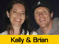 Kelly and Brian's Team Page
