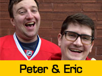 Peter and Eric's Team Page