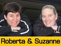 Roberta and Suzanne's Team Page
