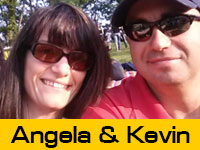 Kevin & Angela's Team Page